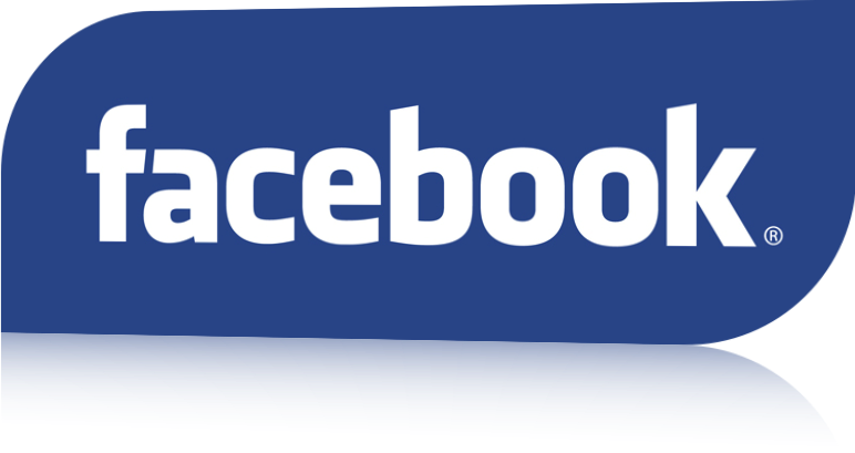 facebook logo png. Facebook - the biggest social media website all over the world - starts